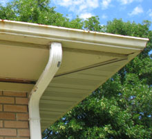 Soffits Amp Fascia The Gutters Amp More Companies Of