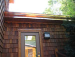 seamless copper gutters
